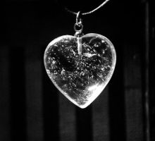 This Crystalized Heart by MayasShadow