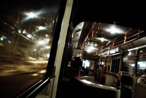 Bus drive by CarloNs