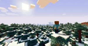 Minecraft Jack Adventure Taiga Biome by Victim753