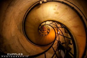 Spiral by cupplesey