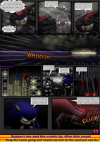 Sonic the Hedgehog Z #9 Pg. 15 September 2014 by CCI545