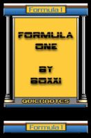 Formula One Notes by boxxi