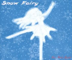 Snow Fairy by DeedoSwiftleaf