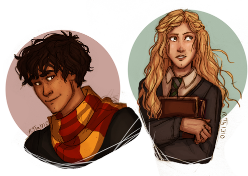 Bellarke Hogwarts Au - Part 2 by RiTTa1310