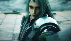Epic Sephiroth in all his Glory! by DaikiniSan