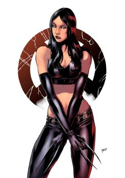 X 23 Color by logicfun