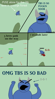 Dota: Blame me once, shame on you. by TBSdota