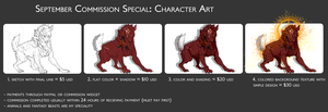September Commission Special Offer by Aminirus