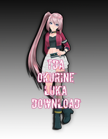 Tda Okurine Luka Download by Kodd84