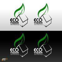 ecotherm logo by AndexDesign