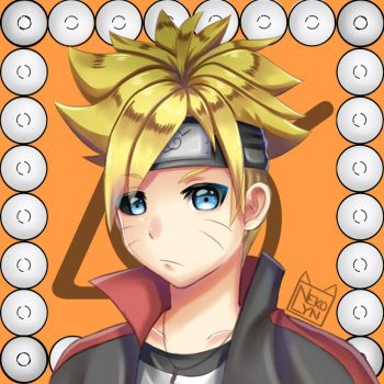 Boruto by Nekolyn