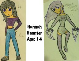 DP: Hannah Haunter 14 by ladyKatharos