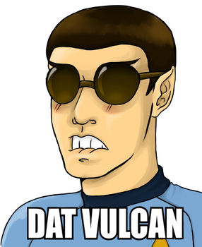 ++ ST:: DAT VULCAN by ephemeralDELUSiON