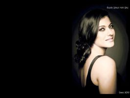 Kajol Wallpaper 2012 by scarletartista