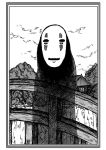 Fan Art of No Face by TheCryingOrc