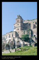 A town abandoned Craco MT by Heineken79