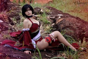 Onimusha Soul by Shermie-Cosplay