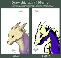 Draw Again meme by superstar789