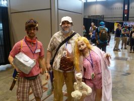 So Two Zombies and a Ken Doll Walk In... by Linksliltri4ce
