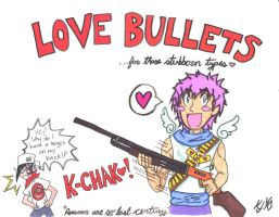 V-Day '10- Love Bullets by NinjaUrochi