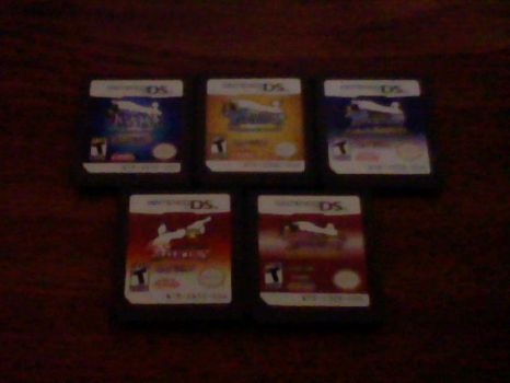 TAKE THAT! My AA Games. by MegaMastermaind