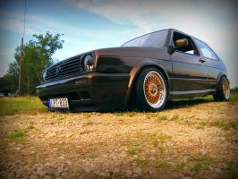 Brown Mark 2 Golf by andrew0807