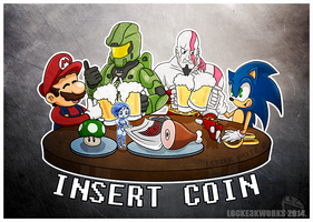 Insert Coin by Locke3K