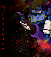 Soundwave by DeadRain6