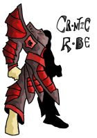 The Crontic Robe by trainertaik34