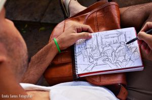 Sketchbook (2012) by JohnMonteiro