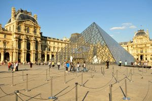 Louvre Pyramid 1 by wildplaces