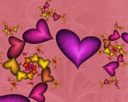 Spirals 'n Hearts by rsidwell