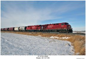 CP 8734 and 8845 by hunter1828