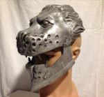 Dragon Age: Inquisition Cullen's Lion Helm by b3designsllc
