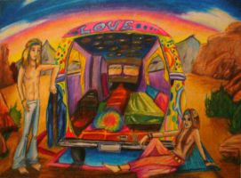 HIPPIES by SisterofADown