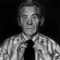 Ian McKellen by GalleyArts