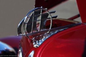 1934 Plymouth Hood Ornament by worldtravel04