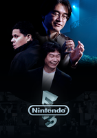 Nintendo E3 2013 Poster by mrkingboo