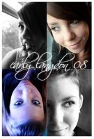self portrait collection. by carlyx05x