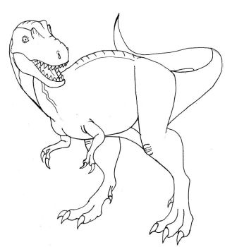 Tyrannosaurids explore tyrannosaurids on deviantart for Troodon coloring page