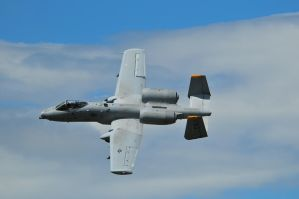 A-10 Thunderbolt Fairford 2011 by BJohnsonPhotography