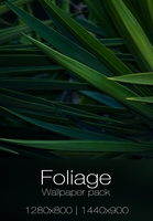 Foliage Wallpaper Pack by nervo86