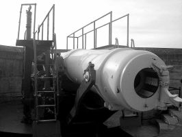 Fort Casey: Cannon II by Photos-By-Michelle