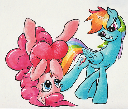 Hooves? Check! Hearts? by kittyhawk-contrail