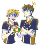 volleyball nerds by finnick-odairs