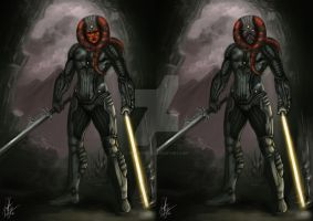 Darth Enmity by Peter-Ortiz