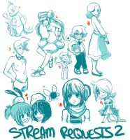 Livestream Requests 2 by tabby-like-a-cat