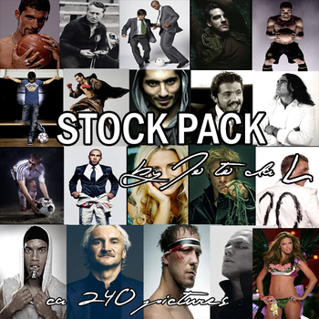 Stock Pack by jotodal