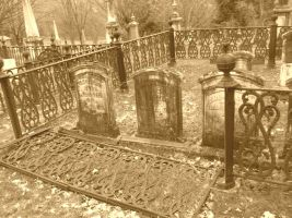 Old Bennington Cemetery Touched Up by TheGreatWiseAss