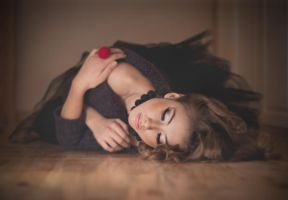 Sleeping beauty - Patrycja by zieniu